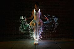 Jellyfish Dress, Mood Sweater, And 9 More Insanely Cool Light Up Wearables   From mood-sensing displays to stunning light shows, the future of fashion is here