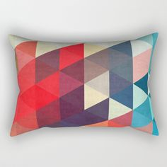 Buy Modern abstract painting Rectangular Pillow by myarts. Worldwide shipping available at Society6.com. Just one of millions of high quality products available.
