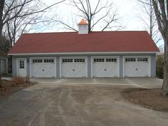 Home Improvement Coach House 3 Car Garage and More Dream Garages
