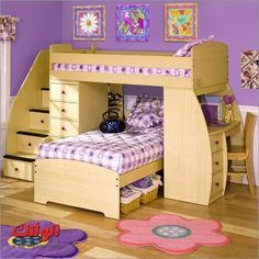تصميم غرف نوم اطفال يجنن- احدث موسوعه ديكور غرف نوم اطفال 2014 onstk.com_1382099751