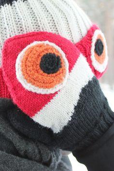 Supersalmiakki-lapaset Novita 7 Veljestä | Novita knits