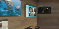 Microsoft just showed a live demo of its crazy holographic computer   Repinned by @emilyslutsky