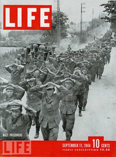 September 11, 1944: Nazi Prisoners