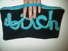 Bitch clutch