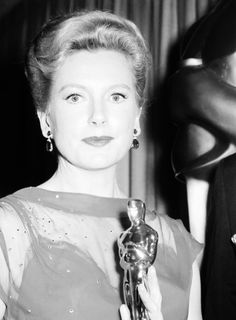 Deborah Kerr at the 37th Academy Awards held on April 5, 1965