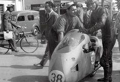 monza 1957 Mondial