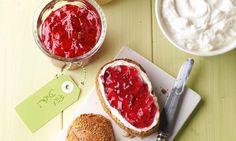 Gelée groseilles-rhubarbe Recette | Dr. Oetker