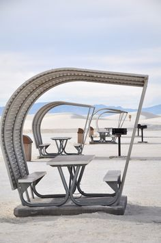 White Sands Shelters
