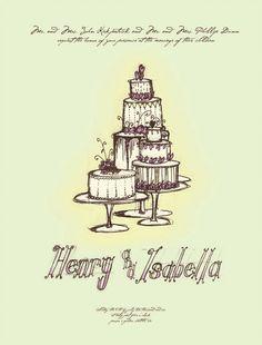 See our cool wedding invitation ideas. http://www.CreativeWeddingStyle.com