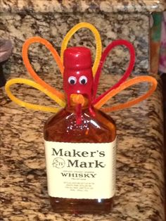 Thanksgiving gift for a man. Or any fan of whiskey. LOL
