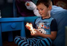 Lámparas para niños de Disney http://www.mamidecora.com/lamparas-infantiles-disney.html