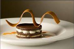 dessert plating ideas - Google Search