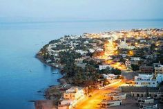 Welcome to Dahab city in South Sinai , Egypt <3
