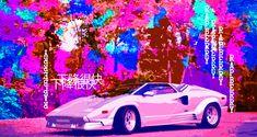 #Lamborghini #rapberrywear