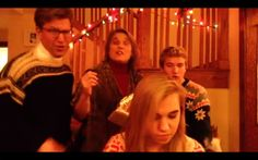 """The Coolest Family In The World Recorded A Christmas-Themed Version Of Miley Cyrus' """"We Can't Stop"""" by one of Esri's own developers!"""