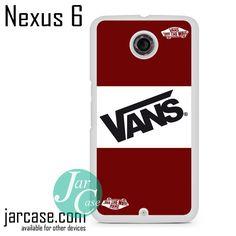 Vans Heart Red Style Phone case for Nexus 4/5/6