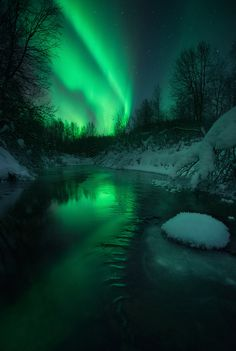 Lomaas Creek by Arild Heitmann*