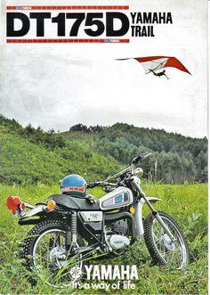 Yamaha DT175D