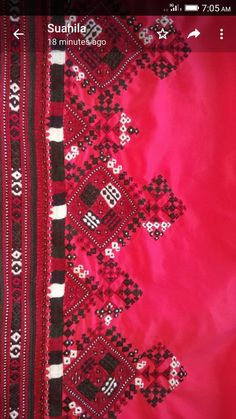 Embroidery Dress, Hand Embroidery, Balochi Dress, Beautiful Moon, Dress Picture, Health And Beauty Tips, Beautiful Outfits, Bohemian Rug, Summer Outfits