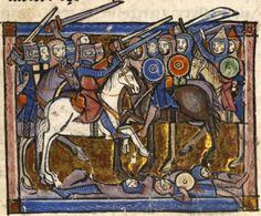 La 3ème croisade - Richard Coeur de Lion et les Monts de Châlus