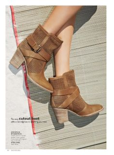Nordstrom February 2014 Into The Blue Catalog