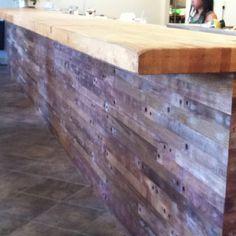 Cafe Baux Sacramento CA kitchen counter