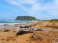 Godfreys Beach Stanley North West Tasmania.