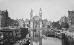 1870 | Waterlooplein, voormalige Leprozengracht.