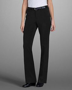 Women's Curvy Washable Stretch Trousers