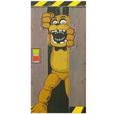 Five Nights at Freddy's Door Cover Forum Novelties https://www.amazon.com/dp/B01L1RQT28/ref=cm_sw_r_pi_dp_x_7vsnyb7ADV0E2