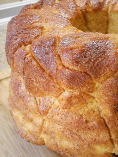 Σπιτικό Ψωμί Κανέλας - Homemade Cinnamon Bread Greek Desserts, Greek Recipes, Brunch Recipes, Breakfast Recipes, Dessert Recipes, Cinnamon Bread, Soul Food, Food Pictures, Food To Make