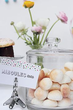 Recette Maboules coco