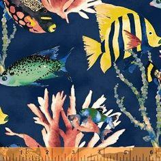 Whistler Studios - Coral Reef - Coral Reef in Deep Sea