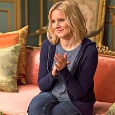 Kristen Bell Shared Some Fun Facts About 'The Good Place'