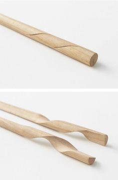 Nendo redesigned chopsticks//