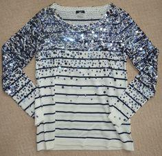 J Crew Sparkle Shirt