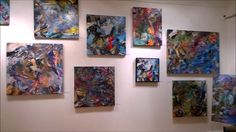 """"""" Art Exhibition by Artist KIM Vergil Photo Wall, Gallery Wall, Paintings, Frame, Day, Artist, Instagram Posts, Home Decor, Photograph"""