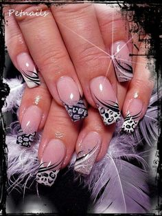 Easy Nail Art Designs for Ladies - Reny styles Simple Nail Art Designs, Easy Nail Art, Acrylic Nail Designs, Cute Toenail Designs, Fingernail Designs, Acrylic Nails, Fabulous Nails, Gorgeous Nails, Pretty Nails
