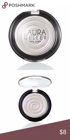 Laura Geller Baked Gelato in Swirl Illuminator Mini size.  Brand new from Ulta. Laura Geller Makeup Luminizer