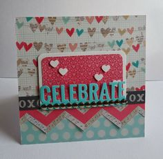 Because it's fun to create...: SOS #19 Crate Paper - Love Notes