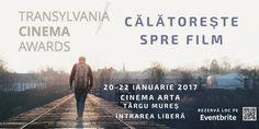 Transylvania Cinema Awards – călătorește spre film!