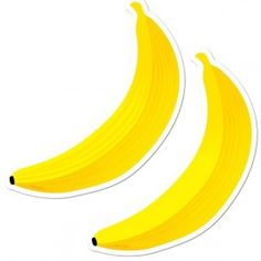 Bananas Cut-Outs - Curious George, Cut Outs, Minions, Activities For Kids, Art Projects, Cricut, Baby Shower, Cakes, Business