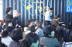 design dive 광주 아시아문화전당편.   다들 수고 많으셨습니당!