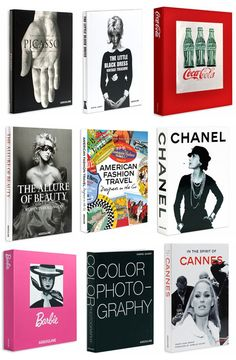 A complete guide to the best coffee table books for your collection