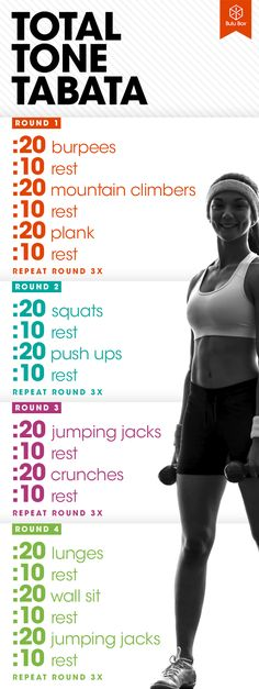 total tone tabata | Posted By: AdvancedWeightLossTips.com