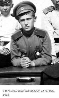 Alexei, 1916