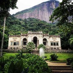 Parque Lage  Rio de Janeiro #errejota by leticia_serra