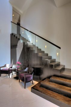 Interior Stairs contemporary-staircase