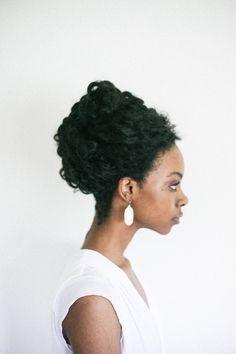 Hair Like a Goddess