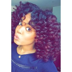 Wand curls by @minimarley! I love her!!! I have to try it!!!